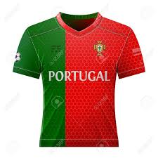 What Are The Colors Of The Portuguese Flag Soccer Shirt In Colors Of Portuguese Flag National Jersey For
