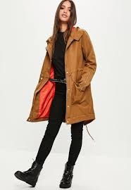 women s parka jackets missguided