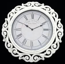 extra large baroque wall clock 23
