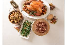 gourmet turkey dinner