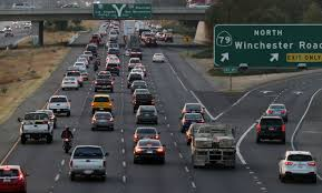 Traffic Map San Diego by Tired Of Traffic On The 15 Freeway Here U0027s Temecula U0027s Idea To