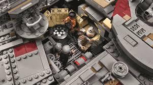 lego subaru brz lego ucs millennium falcon 2017 is the largest official lego set ever