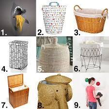 Container Store Laundry Hamper by 9 Unique And Stylish Laundry Hampers Myclothinghelper Practical