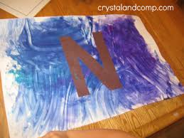 crystalandcomp activities for preschoolers letter of the week n