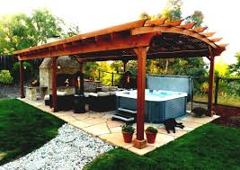Backyard Patio Landscaping Ideas by Outdoor Gazebo Designs Backyard Patio Landscaping Ideas Nice