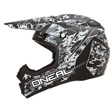 oneal motocross helmets o neal 5series digi camo mx buy cheap fc moto