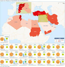 Bahrain Map Middle East by Refugees Fanack Chronicle