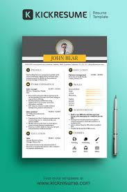 Resume Cv Examples by 454 Best Creative Resume Design Images On Pinterest Resume Cover