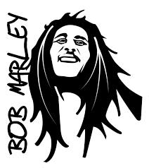 desenho de bob marley