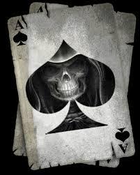card skull by isaac ulrich on deviantart
