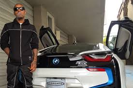 future rapper bugatti bow wow selling bmw i8 for 147k cuz of a broken heart
