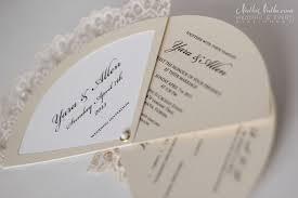 Diy Fan Programs Diy Fan Wedding Invitations Wedding Invitation Sample