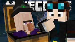 Dantdm Maps Minecraft Wicked Witch Of The Chest Decide Custom Map Youtube