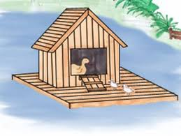 Floating Home Floor Plans Duck House Plans Floating House Plans