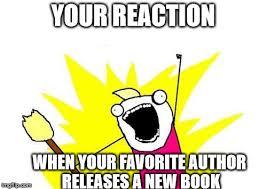 Author Meme - x all the y meme imgflip