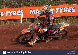 motocross race track maxxis acu mx1 british champion kevin strijbos hm plant ktm uk