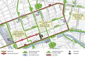melbourne tram map yarra trams routes 11 12 48 109 tram improvement work