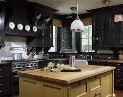Painted Kitchen Cupboard Ideas 30 Best Black Kitchen Cabinets Kitchen Design Ideas With Black