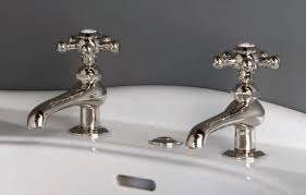 bathroom sink faucet vintage interior design