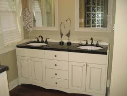 Repainting Bathroom Cabinets Painting Bathroom Cabinets White Before And After Bathroom Decor