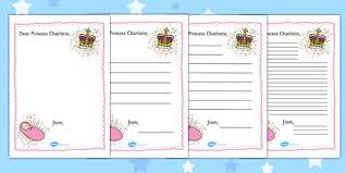 princess letter template 28 images princess banner diy