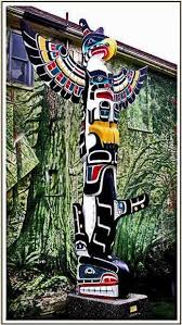 154 best totem pole design images on pinterest american art