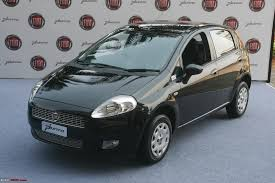 fiat punto 2007 fiat punto bs4 new petrol variants added details and prices page