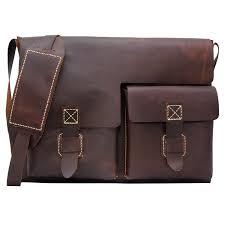 genti handmade piele geanta laptop de 17 wide cusuta manual handmade din piele