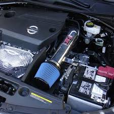 nissan altima coupe accessories 2012 injen black short ram intake w heat shield for 2013 nissan altima