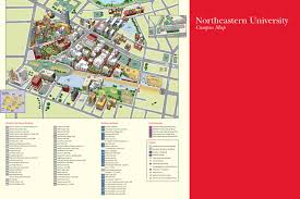 Northeastern Campus Map Northeastern University Pre Arrival Guide By College Of