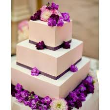 wedding cake murah cake purple weddingcake on instagram