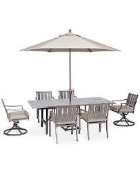 Macys Patio Dining Sets Wayland Outdoor Dining Collection Created For Macy U0027s Furniture