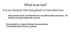 Ions Periodic Table 15 Best What Is An Ion Images On Pinterest The O U0027jays Names