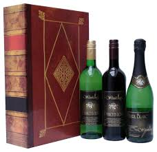 Wine Gift Boxes 3 Pcs Gift Box