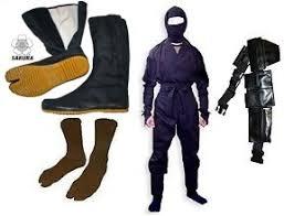 Ninja Costumes Halloween Martial Arts Uniform Ninja Ninjutsu Shinobi Warrior Uniform