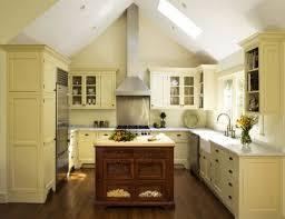 antique island kitchen