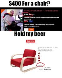 Meme Chair - another chair meme pewdiepiesubmissions