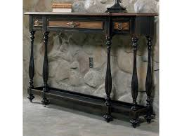 sanctuary 4 drawer console table hooker furniture sanctuary three drawer thin console with dual tone