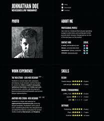 Free Graphic Design Resume Templates Design Resume Template U2013 Inssite