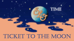electric light orchestra ticket to the moon electric light orchestra time 1981 youtube