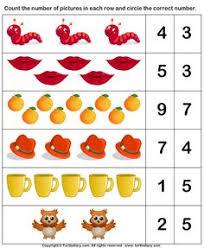 learn numbers worksheet3 math worksheets preschool worksheets
