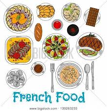 flavorful french baked stew vector u0026 photo bigstock