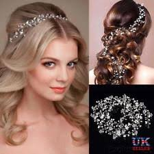 hair crystals bridal hair accessories ebay