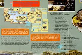 Suzhou China Map by Map Of Suzhou Lion Forest Garden Lion Forest Garden Tour