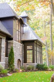 Mountain Home Exteriors Copper Corner Traditional Exterior Toronto David Small