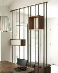 Room Dividers Diy by Room Dividers Ideas For Studios Divider Curtain Track Diy Glass