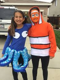 nemo halloween costume no sew finding nemo clownfish costume 8 steps with pictures
