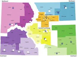 Colorado Front Range Map Colorado Career And Technical Education Health Career Education