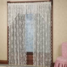 lace curtains touch of class