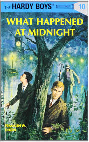 what happened at midnight hardy boys book 10 franklin w dixon
